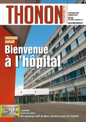 Thonon magazine n°66