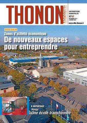 Thonon magazine n°67