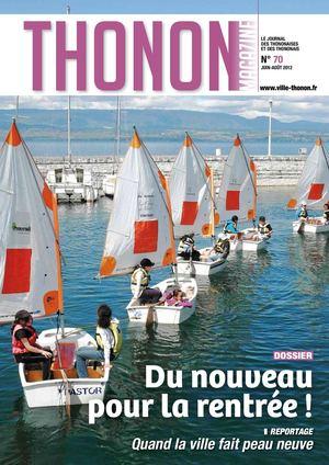 Thonon magazine n°70