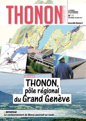 Thonon magazine n°71