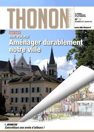 Thonon magazine n°72