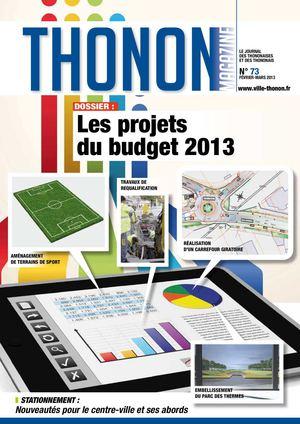 Thonon magazine n°73