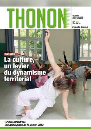 Thonon magazine n°74