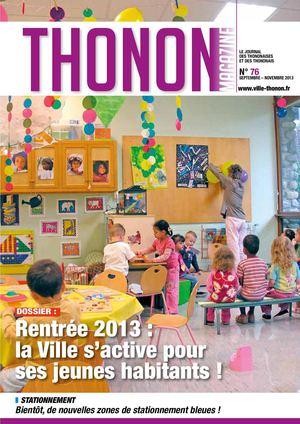 Thonon magazine n°76