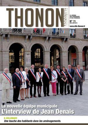 Thonon magazine n°79