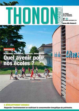 Thonon magazine n°81