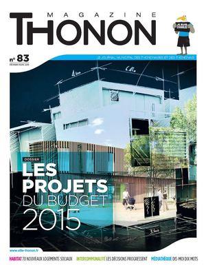 Thonon magazine n°83